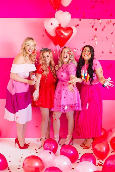 HOW TO HOST YOUR OWN GALENTINES PARTY   Bespoke Bride