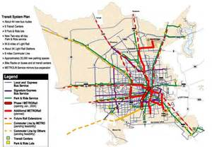 Houston Metro System Map by As Houston S Light Rail Project Nears Finish Major Vote