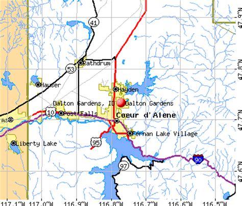Dalton Gardens Id by Dalton Gardens Idaho Id 83815 Profile Population Maps