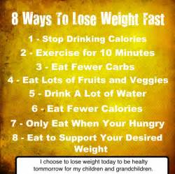 healthy ways to lose weight in a week best diet