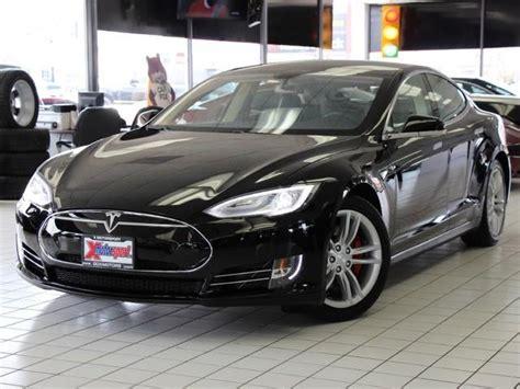 Tesla Villa Park 2013 Tesla Model S For Sale In Villa Park Il