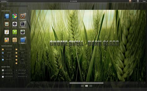 gnome themes centos 6 top 6 gnome shell themes ever