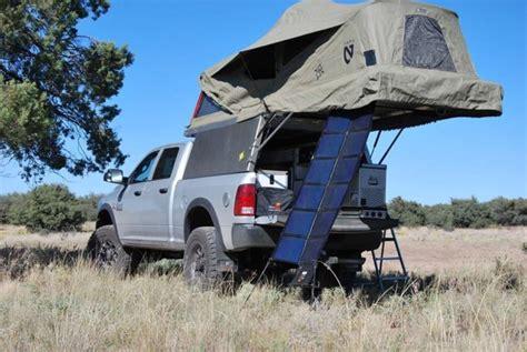 Pop A Top Bar Habitat Truck Topper At Overland