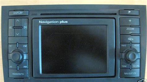 Navi F R Motorr Der Gebraucht by Audi Navigationssystem Plus Rns D Biete