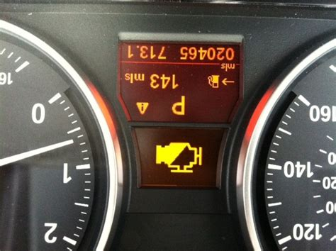 bmw engine light symbols help with engine light