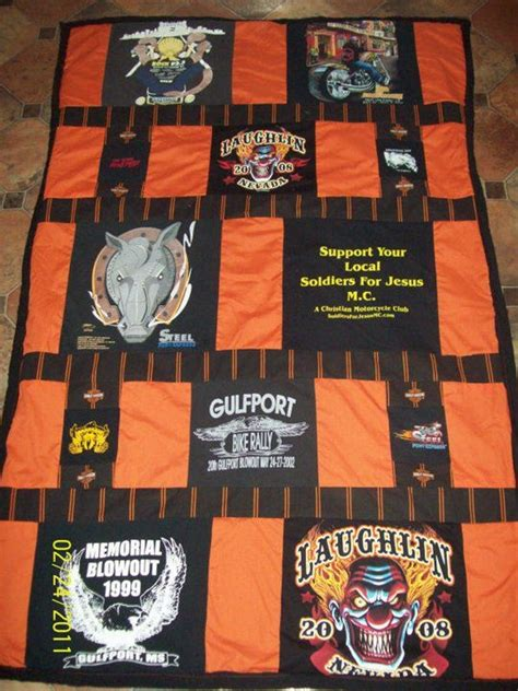 Tshirt We Are Bikers 02 17 best images about harley davidson quilts on