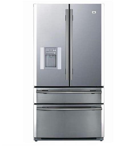 frigo americain avec congelateur tiroir table de cuisine