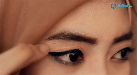 tutorial lipstik gradasi video tutorial make up hijab formal eyeshadow