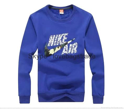 Supplier Nike Blouse By Pramudita wholesale nike sleeved t shirt with velvet thickening casual wear size m china