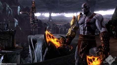 wallpaper game ps3 keren god war wallpaper desktop godofwar3 media wallpapers ps3