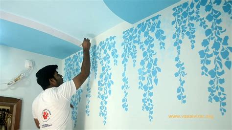 wall painting design youtube