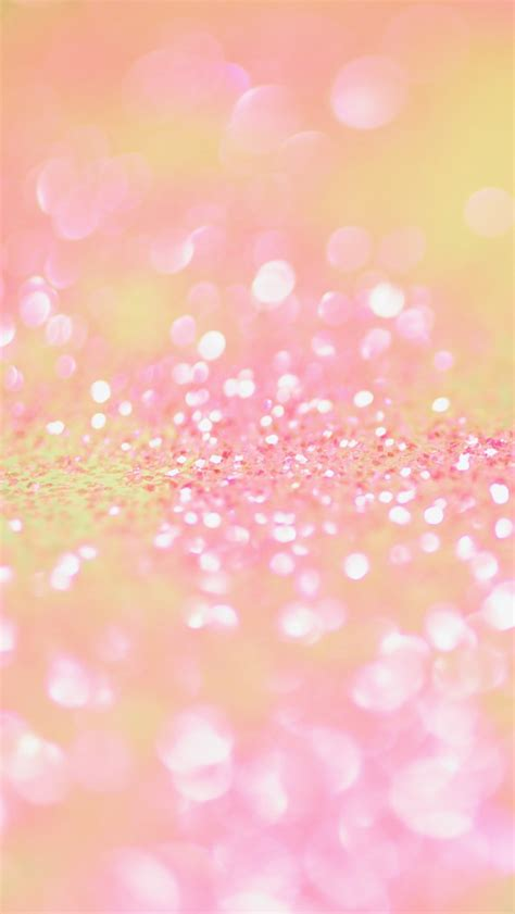cream wallpaper with glitter cream and pink glitter all things iphone wallpaper