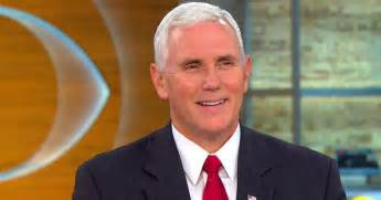 mike pence mike pence downplays donald trump s quot smart quot strategy to