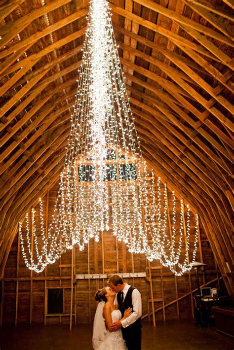 drape lights weddings creative lighting options for your wedding day