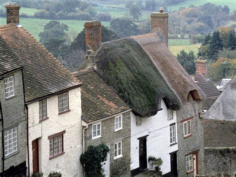 Shaftesbury Cottages by Wallpaper Dorset United Kingdom Shaftesbury