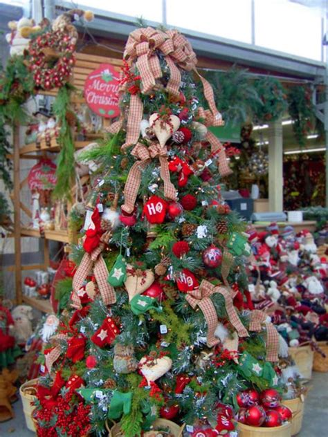 top 10 christmas tree deorating ideas