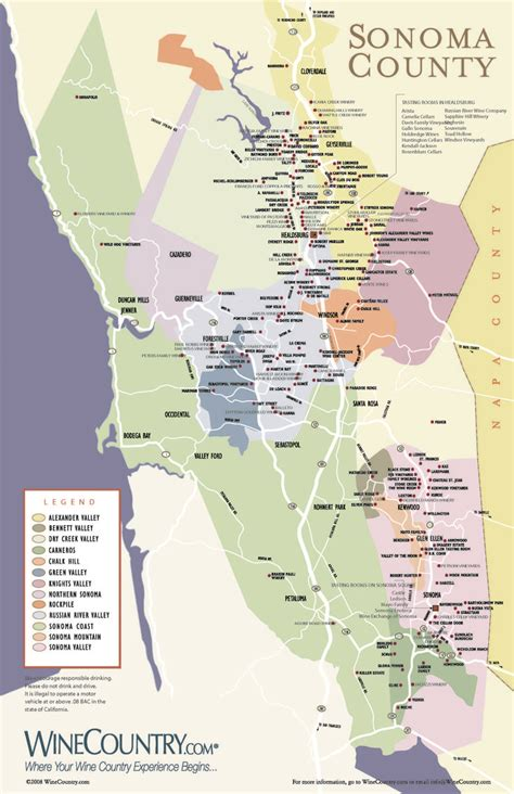 california map napa sonoma best 25 napa valley map ideas on napa map