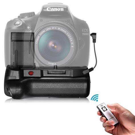 Grip Kamera Canon 1100d battery grip 1100dh para canon eos rebel t3 1100d