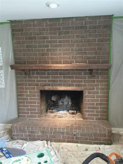 Should I Paint Brick Fireplace by Should You Paint Your Brick Fireplace Jalapeno Paint Werx