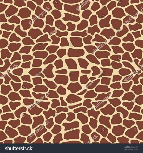 repeating pattern texture girraffe pattern texture repeating tile stock photo