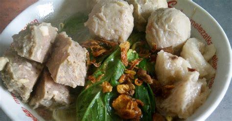 membuat bakso kambing masakan madiun dan cara membuat bakso kuah enak khas