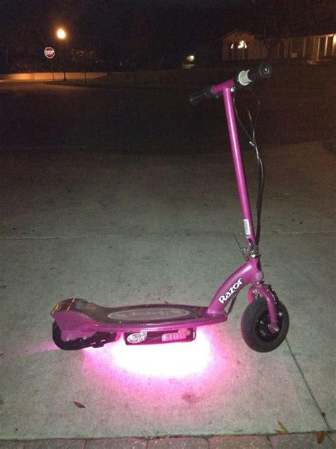 razor scooter with lights 17 best images about scooters on decks pro
