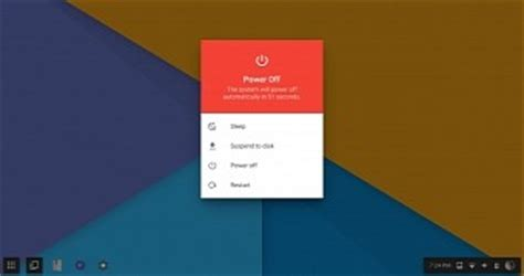 beautiful material design inspired papyros linux distro