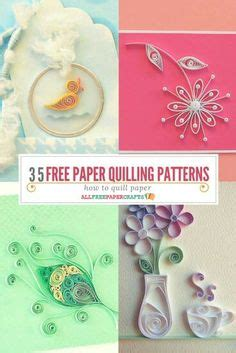 paper quilling tutorial for beginners pdf free quilling patterns online vector of illustration