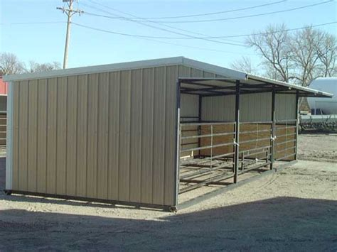 open front livestock shed studio design gallery