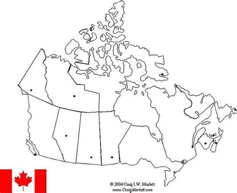canadian map worksheet canada map label provinces and capitals canadian flag