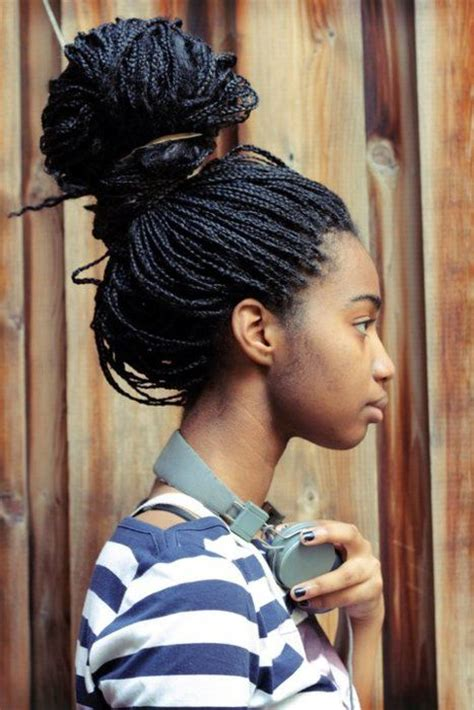 waht are the smaller braids like micros called 20 trendy small box braids hairstyles update