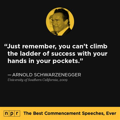 best speech arnold schwarzenegger at of southern california