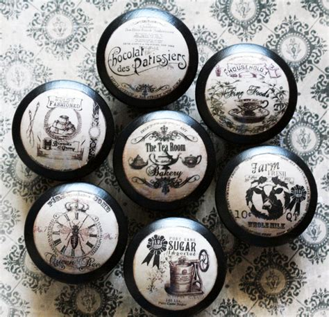 Custom Made Door Knobs by Vintage Knobs All 20 Designs Door Pull Set