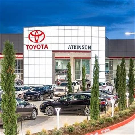 Atkinson Toyota Dallas Atkinson Toyota South Dallas Dallas Tx 75237 3901 Car
