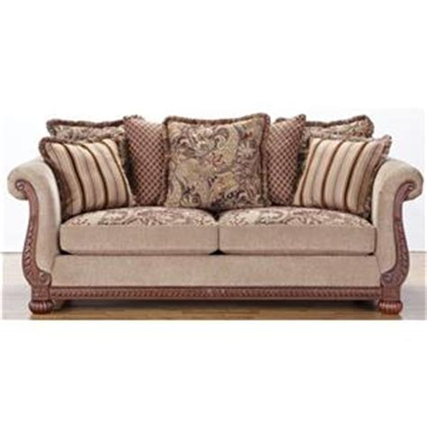hm richards sectional hm richards 8716 traditional rolled arm sofa with