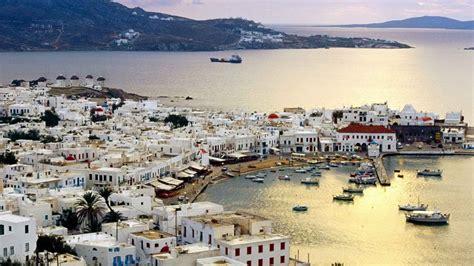 mykonos port image gallery mykonos port