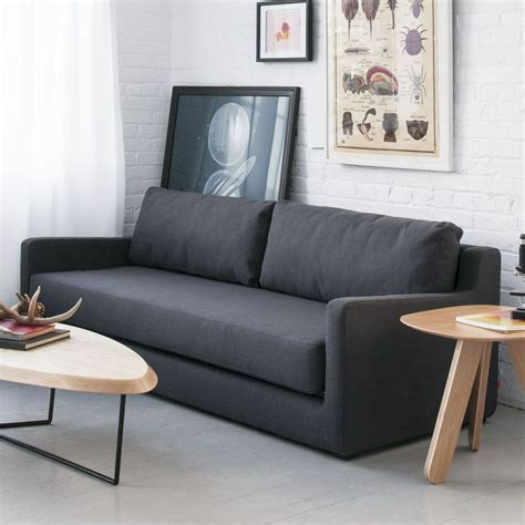 flip sofa bed flip sofabed sofas sleepers gus modern for the