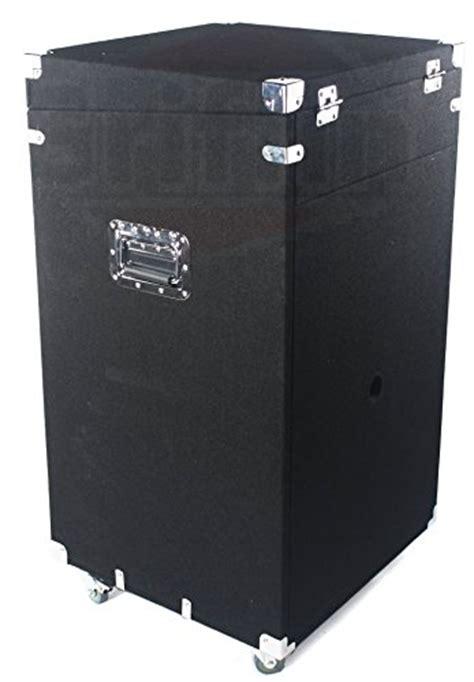 25u rack mount studio mixer cabinet road flight stand