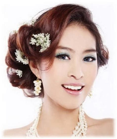 Wedding Hairstyles For Asian by Asian Wedding Hair Styles