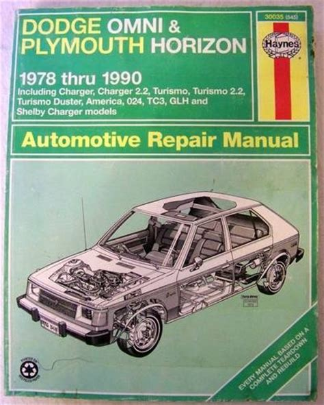 free online auto service manuals 1978 plymouth horizon seat position control 1978 1990 haynes manual dodge omni plymouth horizon auto repair book autorepair haynes handy