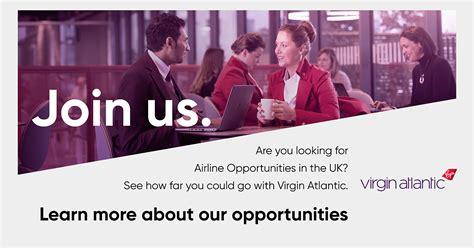 Virgin Atlantic Careers   Airline Opportunities in the UK