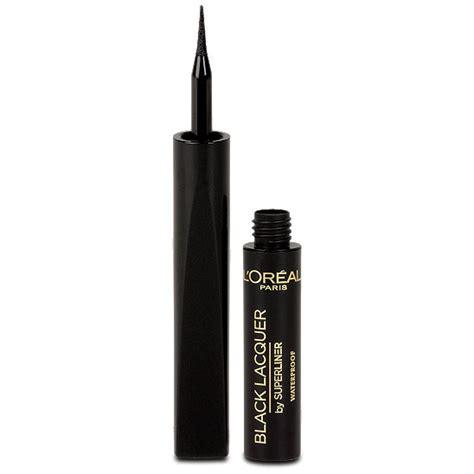 L Oreal Liner Black Lacquer l or 233 al liner black lacquer eyeliner