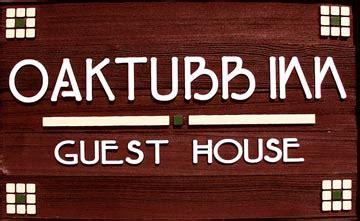 an orlando bed & breakfast oaktubb inn near disney world