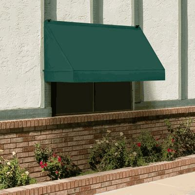 replacement awning covers 4 foot width classic window awning replacement cover only