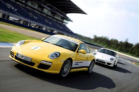 Porsche Driving School by 301 Moved Permanently
