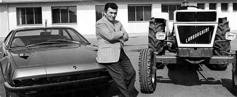 Creator Of Lamborghini On This Day April 28th