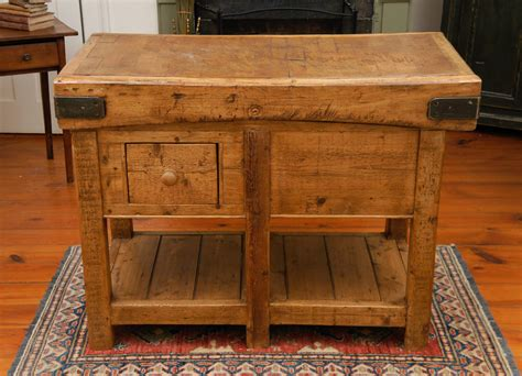 rustic oak butcher block kitchen island cart oak kitchen furniture wonderful furniture for kitchen using butchers