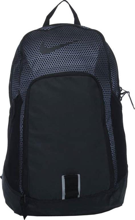 nike alpha rev 28 l backpack black price in india flipkart