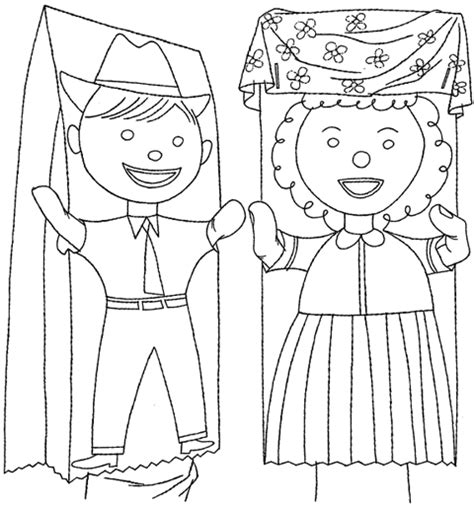 How To Make Paper Puppets Step By Step - paper bag puppets how to make paper bag puppets with