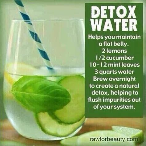 Detox To Lose Belly by Helps Maintain A Flat Belly 4 Simple Ways To Lose